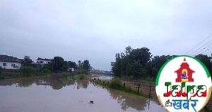 गाउँ पस्यो कर्णाली, टीकापुर बजार जलमग्न